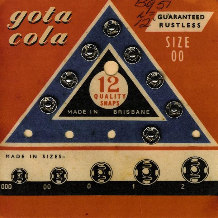 gota cola – Guaranteed Rustless
