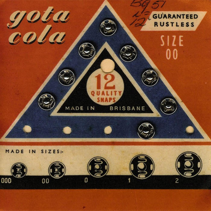 gota cola – Guaranteed Rustless