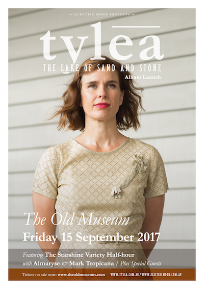 Album Launch Friday, September 15 @ the Old Museum